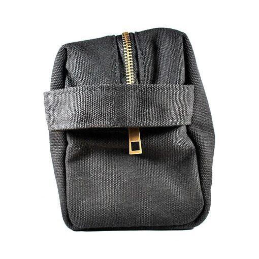 Мужская дорожная сумка-косметичка Uppercut Deluxe Wash Bag Black