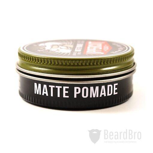 Матовая помада для волос средней фиксации Uppercut Deluxe Matt Pomade