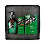 Набор Для Бороды Proraso Metal Box Beard Care Refreshing Gift Set