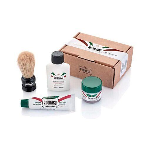 Набор для бритья Proraso Travel Shaving Kit