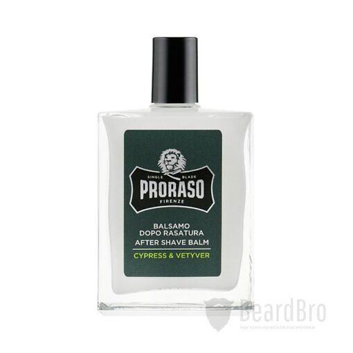 Бальзам после бритья Proraso After Shave Balm Cypress & Vetyver