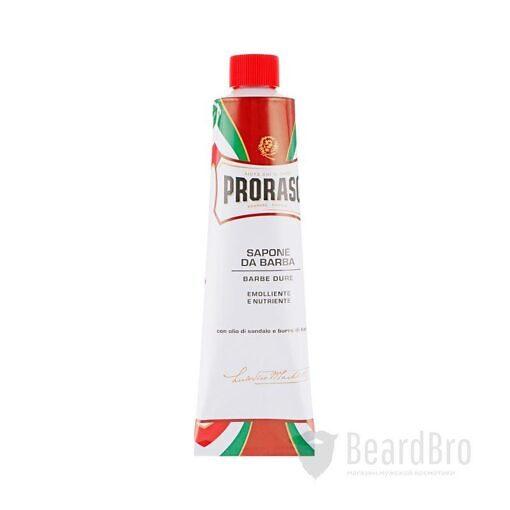 Крем для бритья Proraso Shaving Cream Tube Nourish Sandalwood