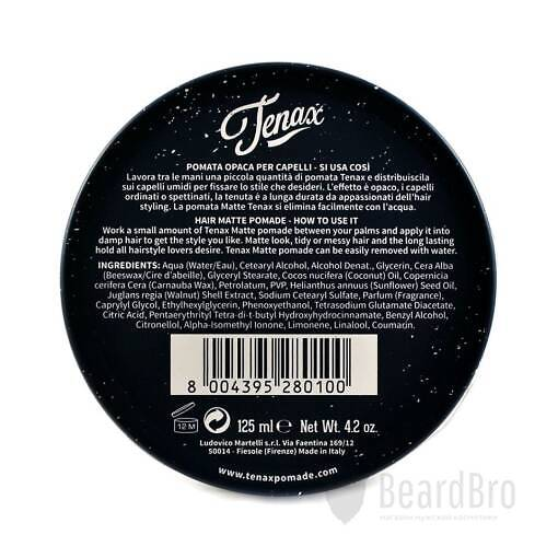 Tenax-Hair-Matte-Pomade-Strong-Hold
