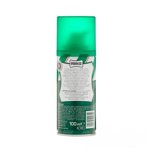 Пена для бритья Proraso Shaving Foam Refresh Eucalyptus - 50 мл