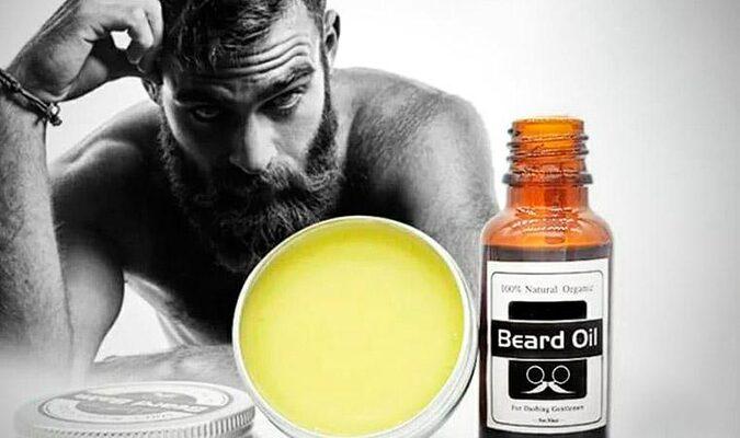 Разница между маслом и бальзамом для бороды