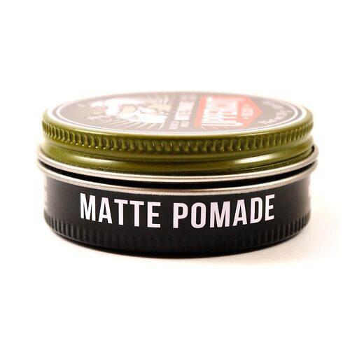 Матовая помада для волос средней фиксации Uppercut Deluxe Matt Pomade - 100 г