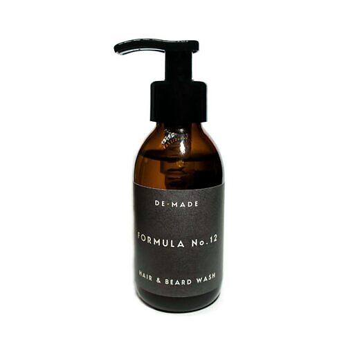 Шампунь-для-волос-и-бороды-DEMADE-Formula-№12-Beard-and-Hair-shampoo