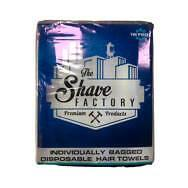 Одноразовые-полотенца-The-Shave-Factory